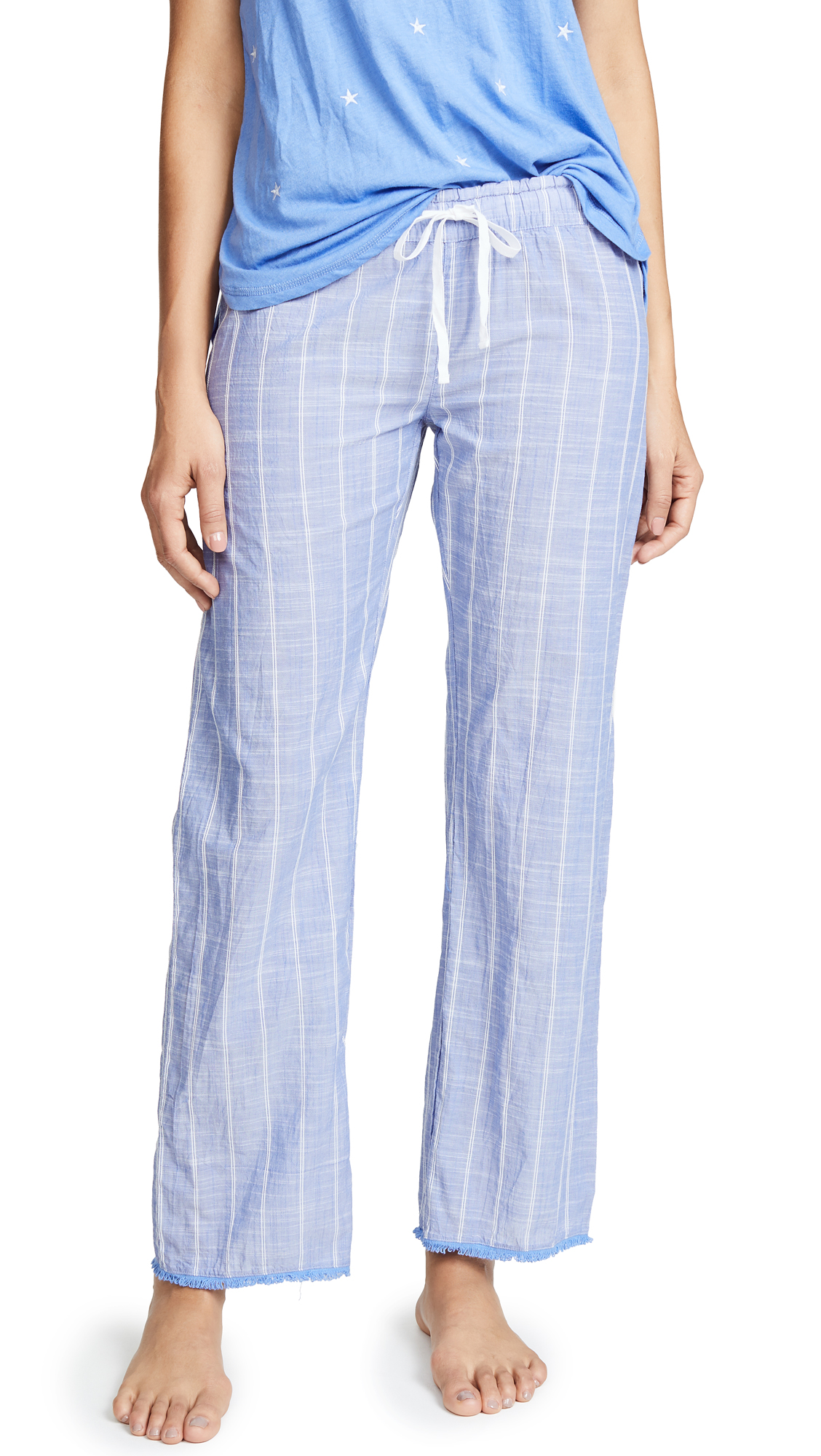 Pj Salvage FEELIN' BLUE PJ PANTS