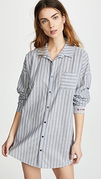 Pj Salvage  MON CHERI SLEEP SHIRT