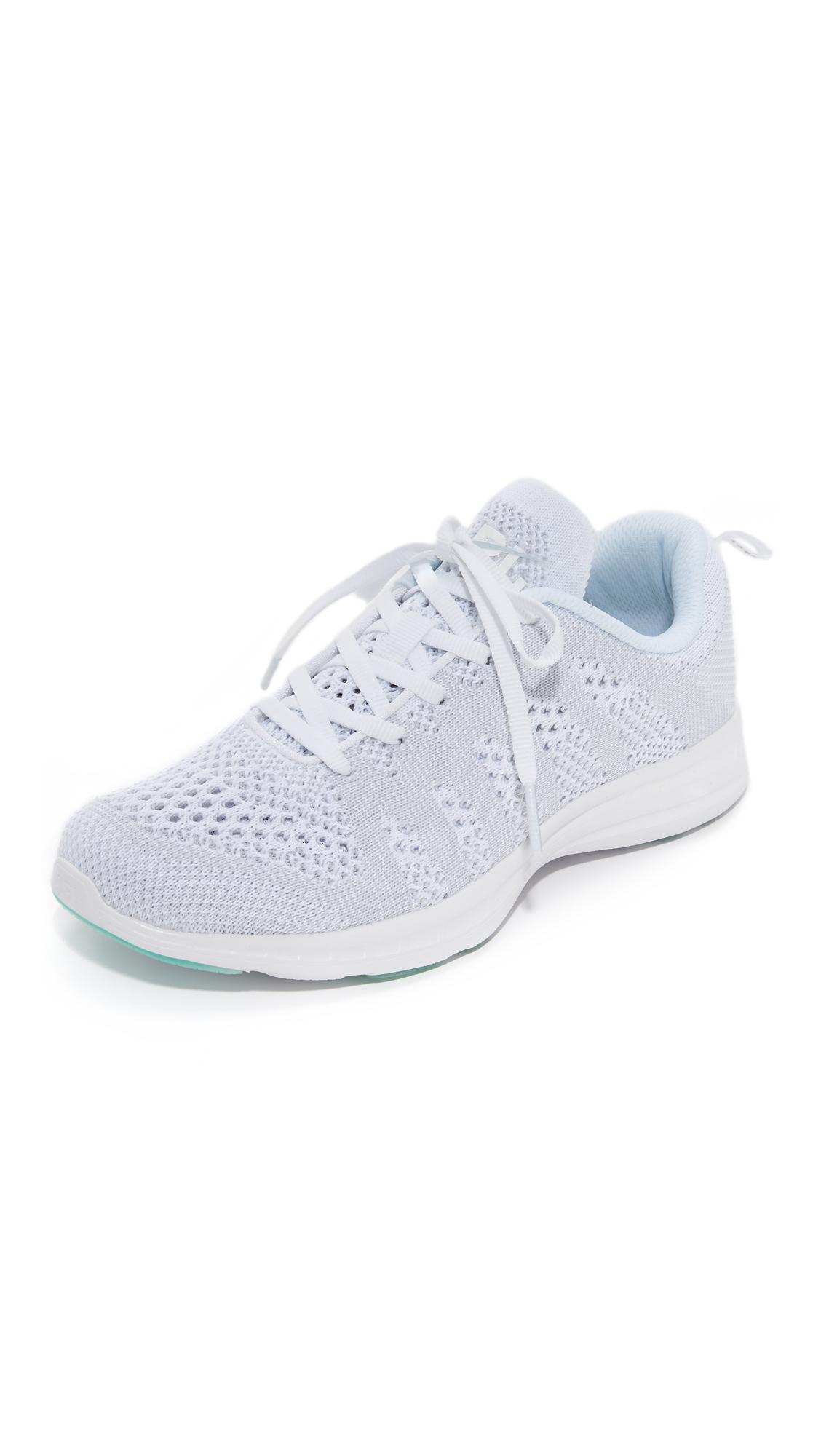 apl athletic propulsion labs female apl athletic propulsion labs techloom pro sneakers whitesteel grey