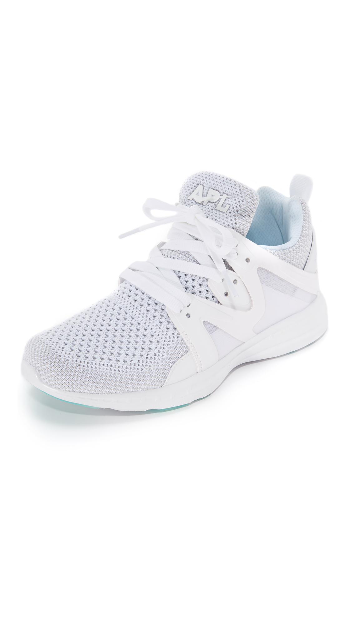 apl athletic propulsion labs female apl athletic propulsion labs ascend sneakers white