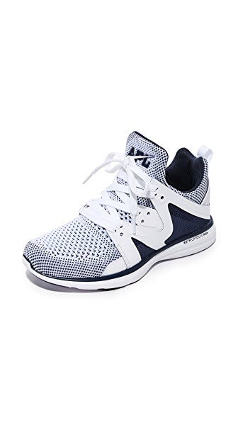 APL: Athletic Propulsion Labs Ascend Sneakers - White/Midnight