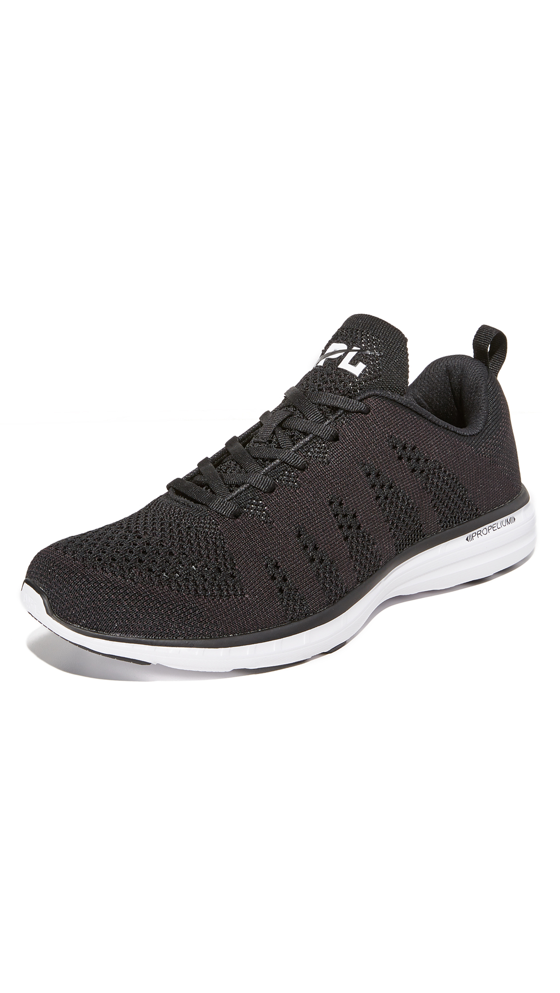 APL Athletic Propulsion Labs Athletic Propulsion Labs Men's Techloom Pro Lace Up Sneakers KnauQdo