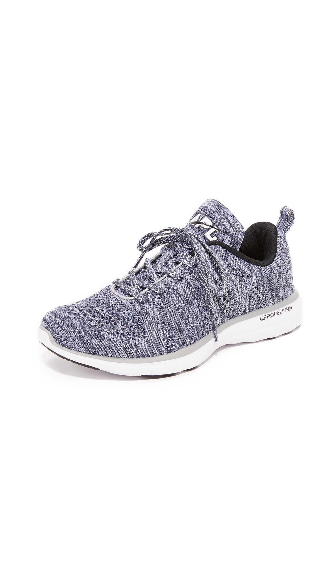 APL: Athletic Propulsion Labs TechLoom Pro Sneakers - Heather Grey
