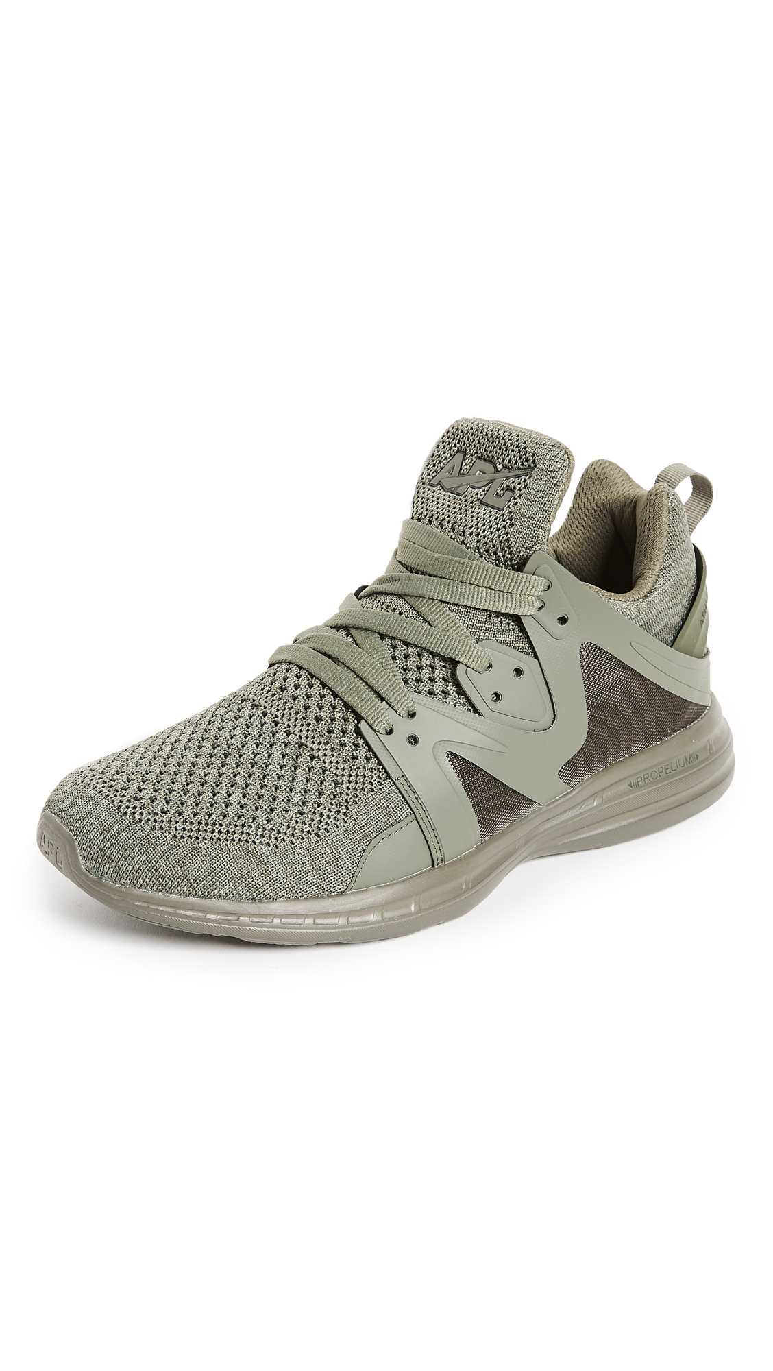 57c85eb48530 Apl Athletic Propulsion Labs Ascend Sneakers In Fatigue