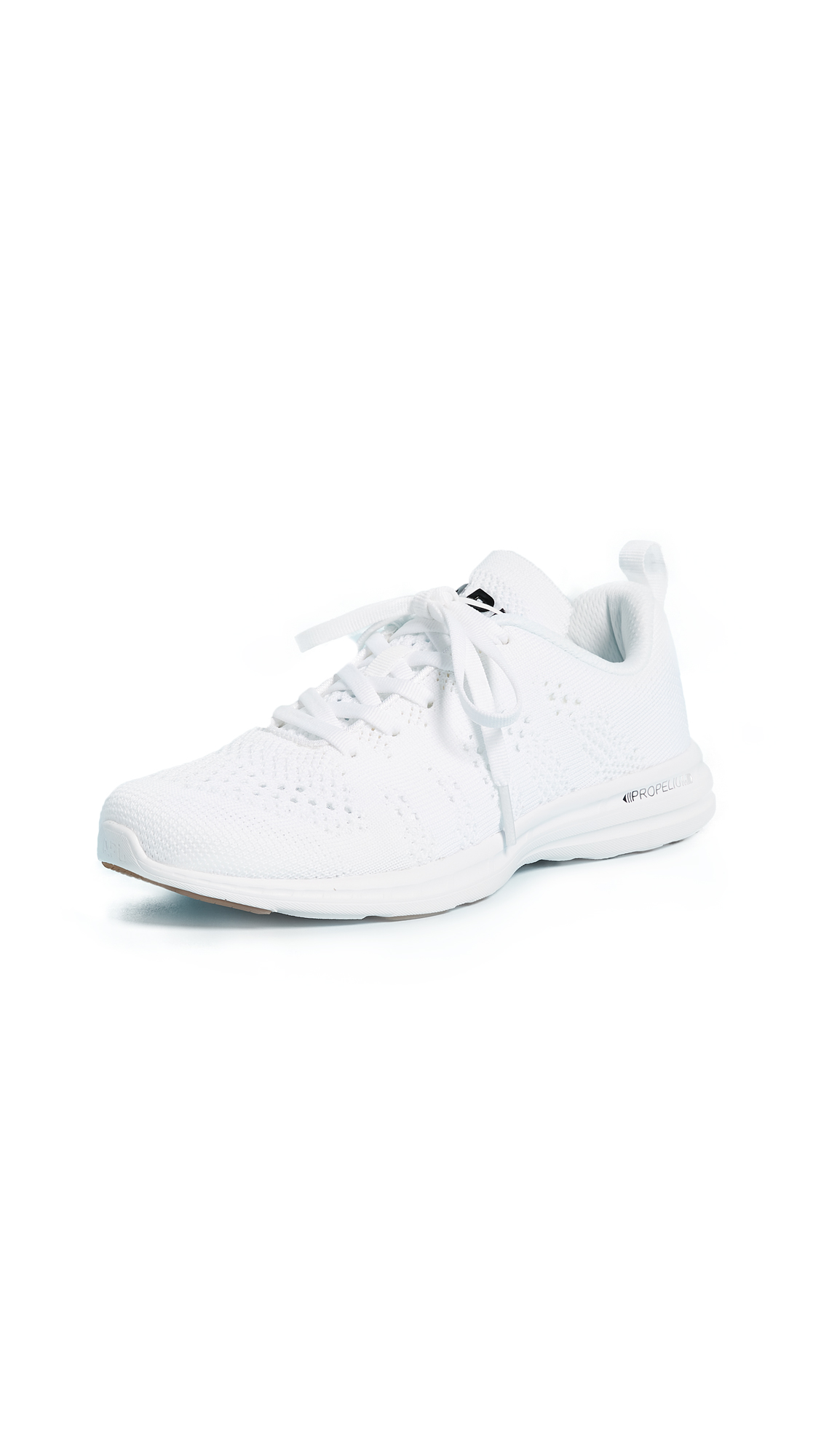APL: Athletic Propulsion Labs TechLoom Pro Sneakers - White/Black/Gum