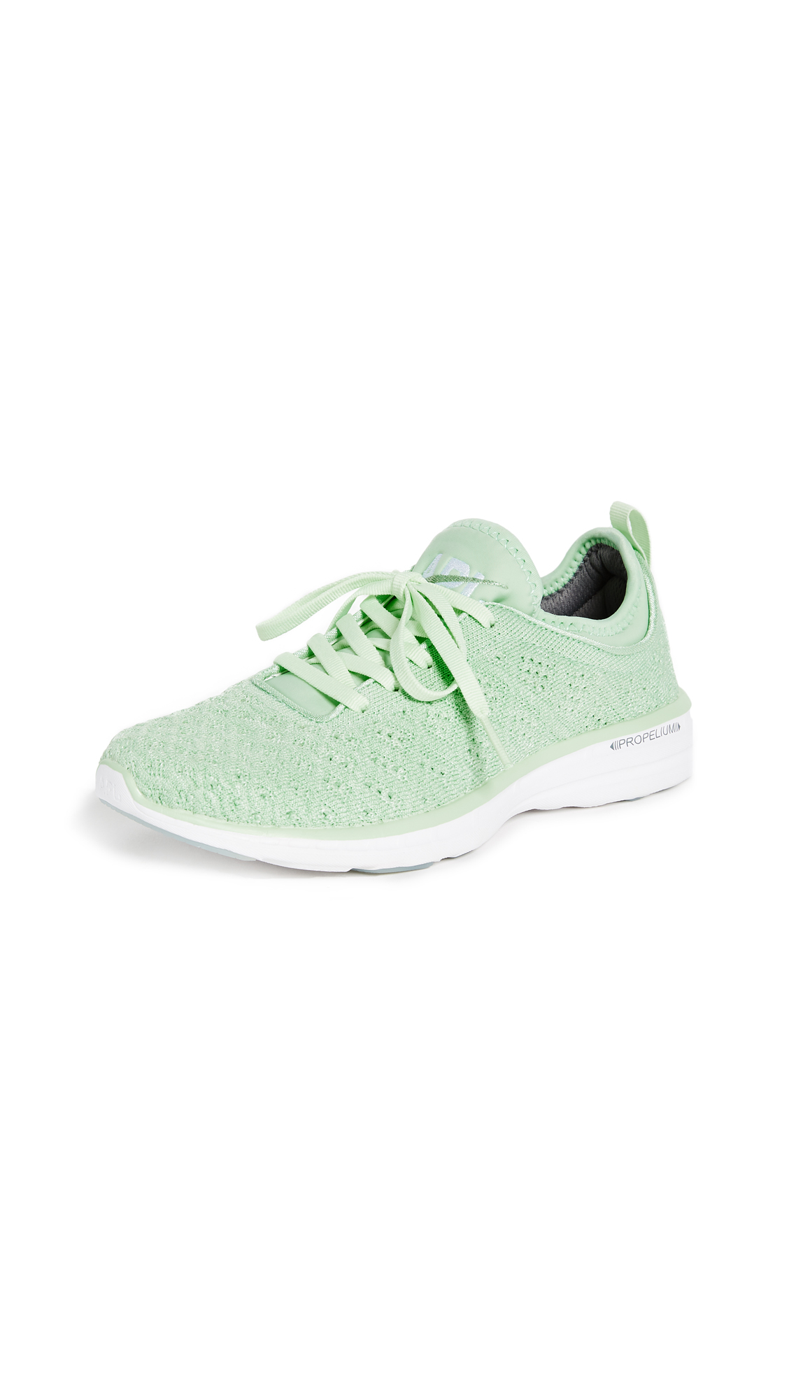 APL: Athletic Propulsion Labs TechLoom Phantom Sneakers - Day Glow