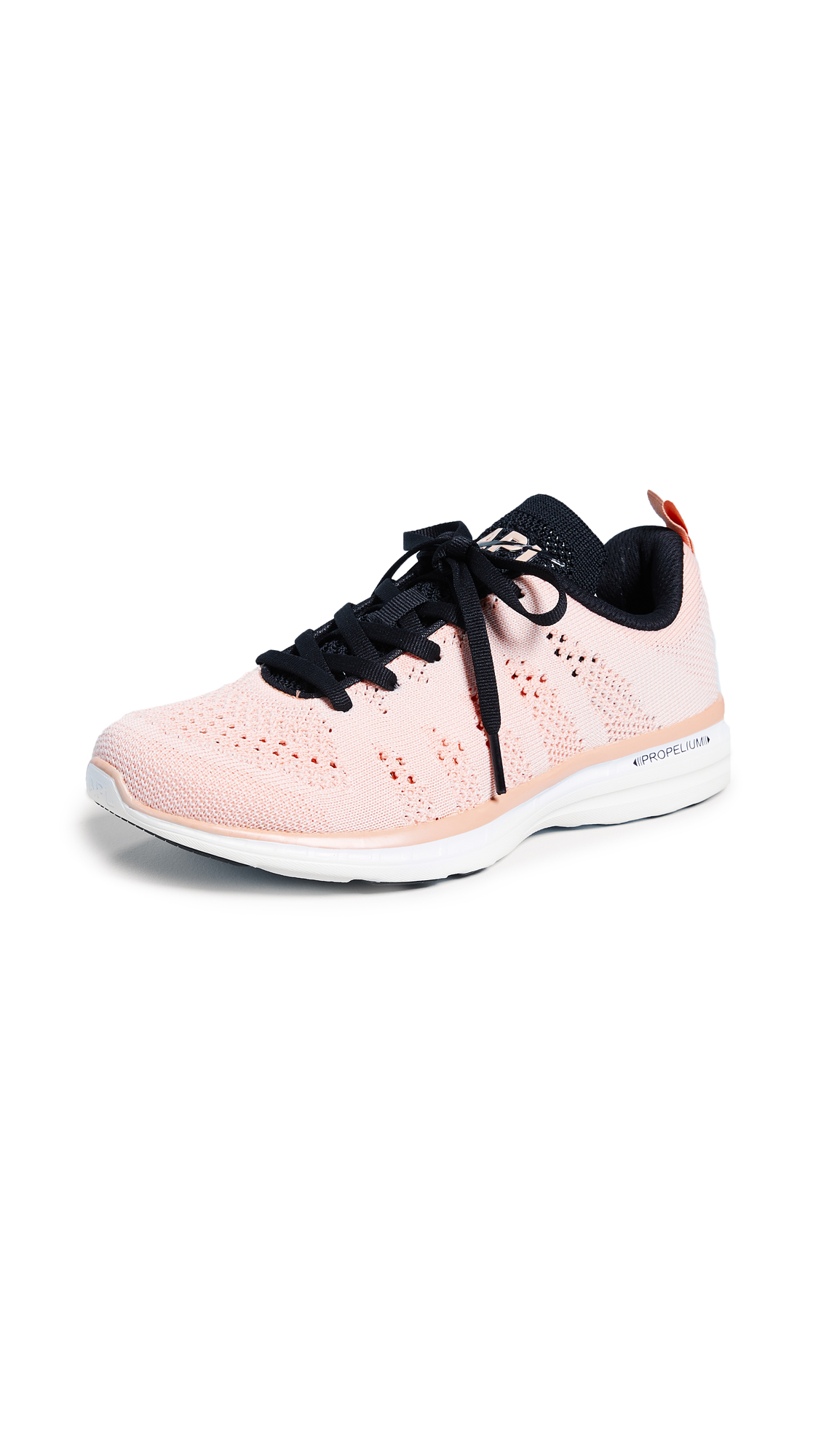 APL: Athletic Propulsion Labs Techloom Pro Sneakers - Blush/Black/White