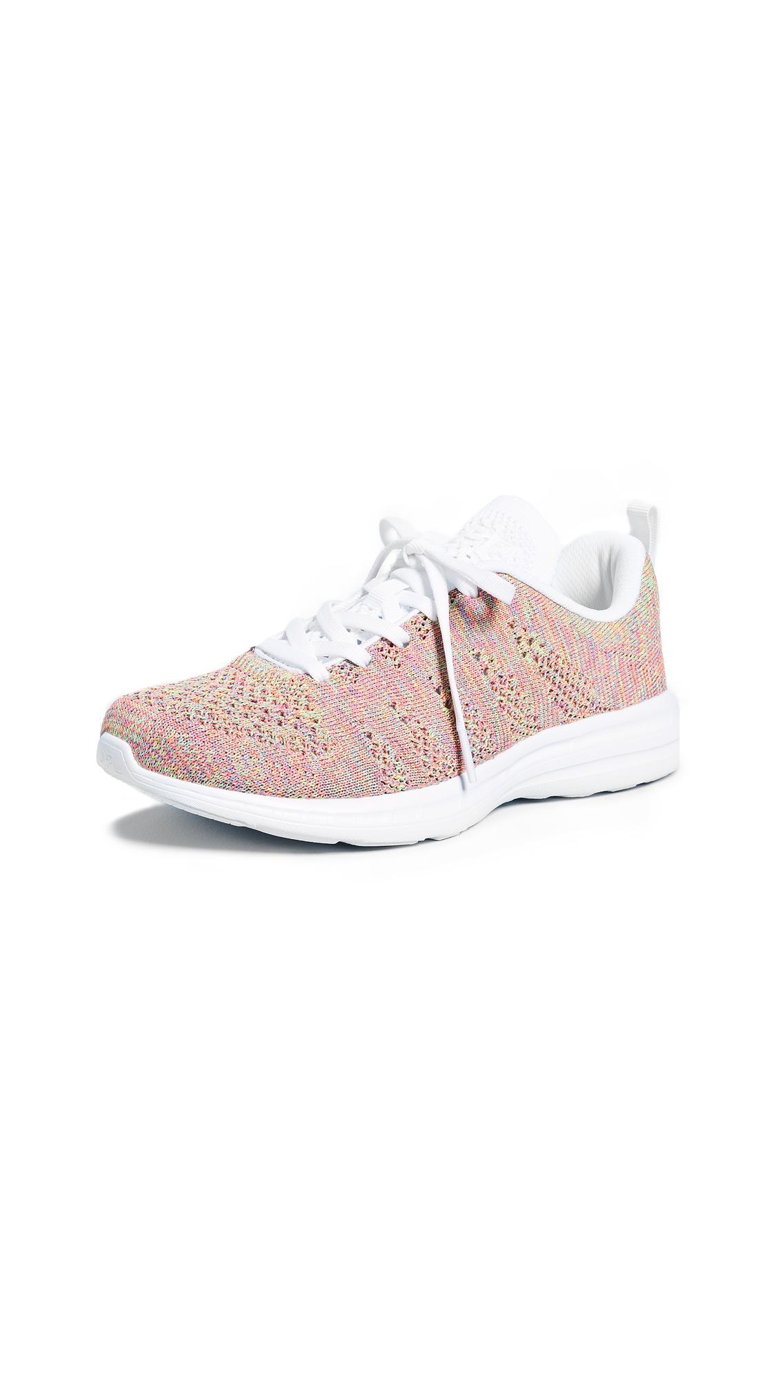 APL: Athletic Propulsion Labs Techloom Pro Sneakers - Multi Metallic/Melange