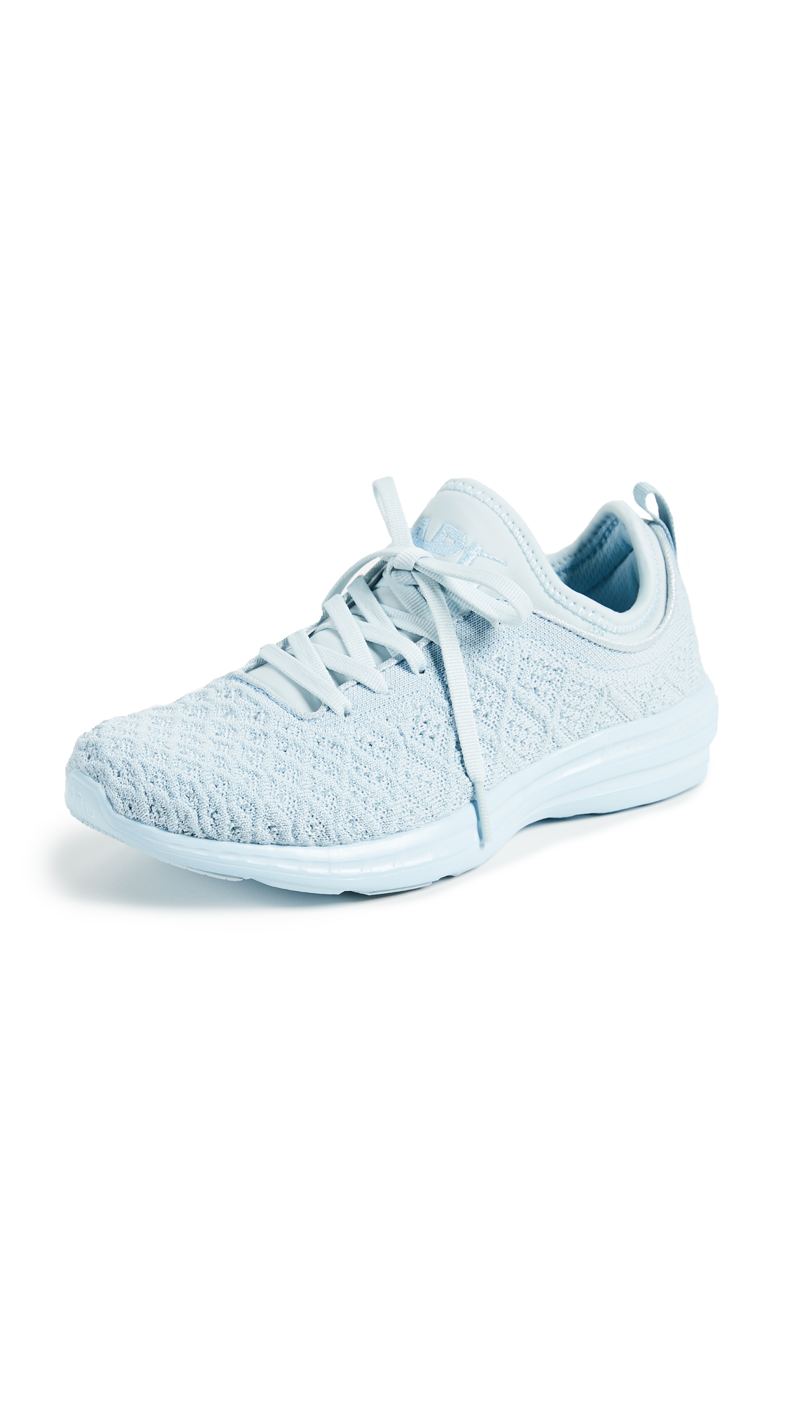 APL: Athletic Propulsion Labs Techloom Phantom Sneakers - Light Sky