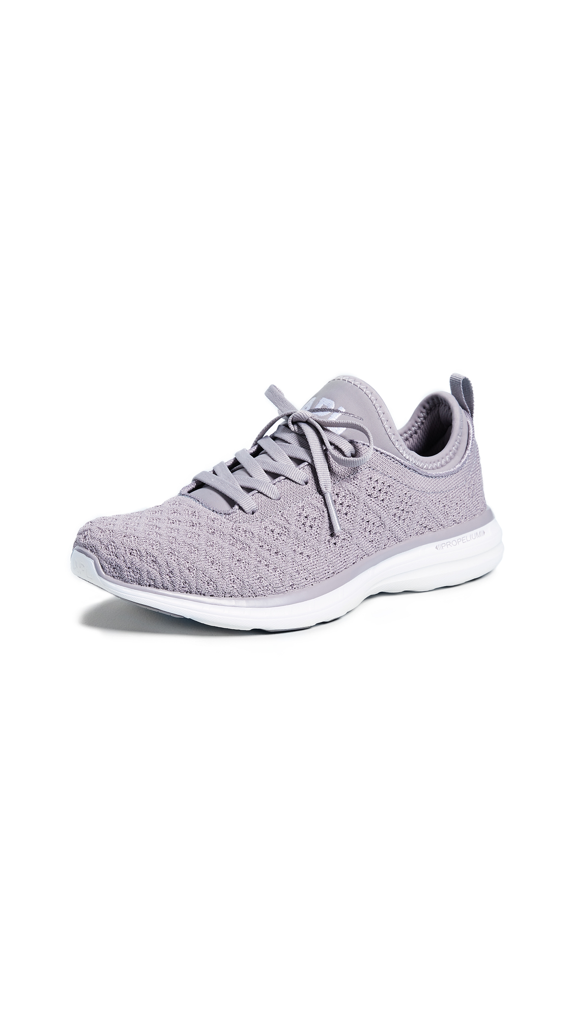 APL: Athletic Propulsion Labs Techloom Phantom Sneakers - Mauve