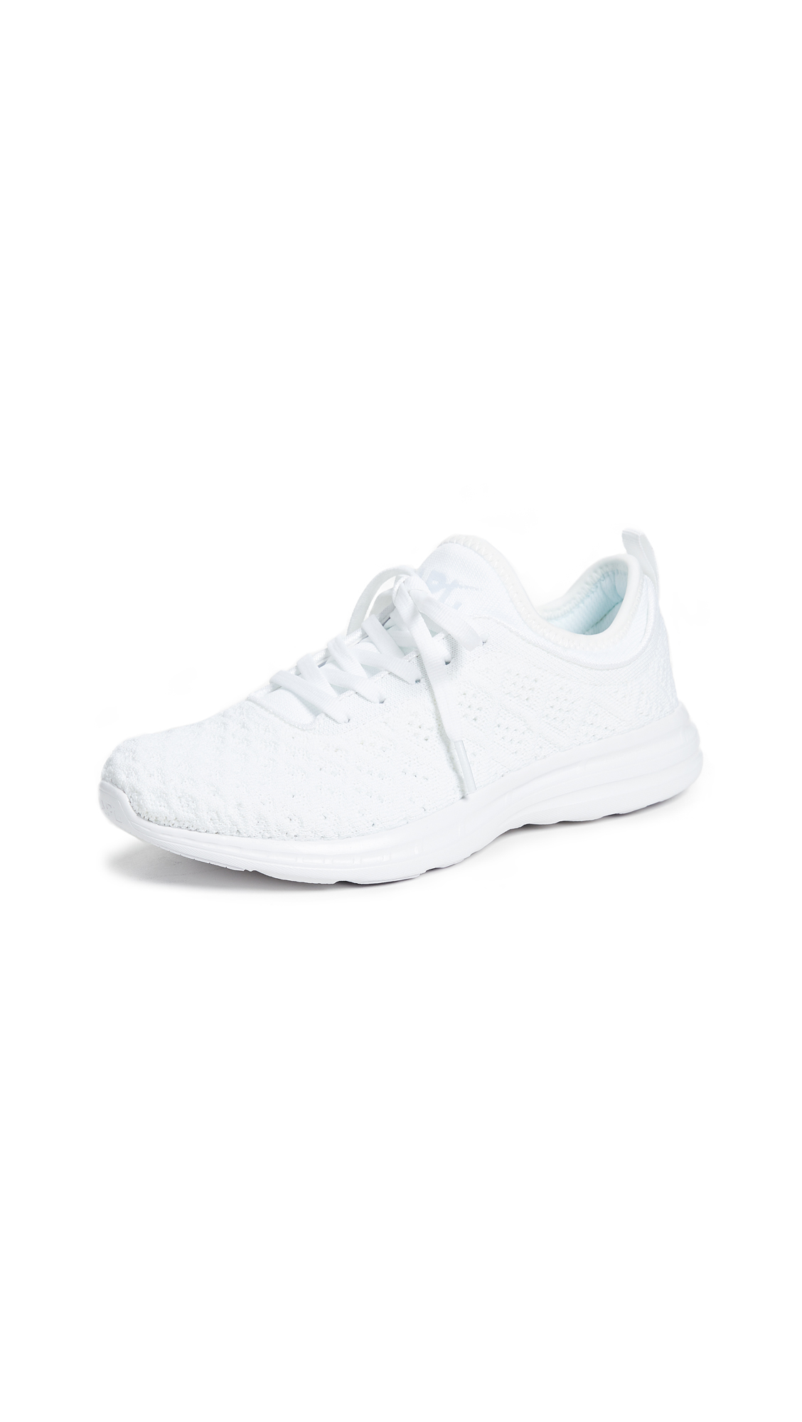 APL: Athletic Propulsion Labs Techloom Phantom Sneakers - White