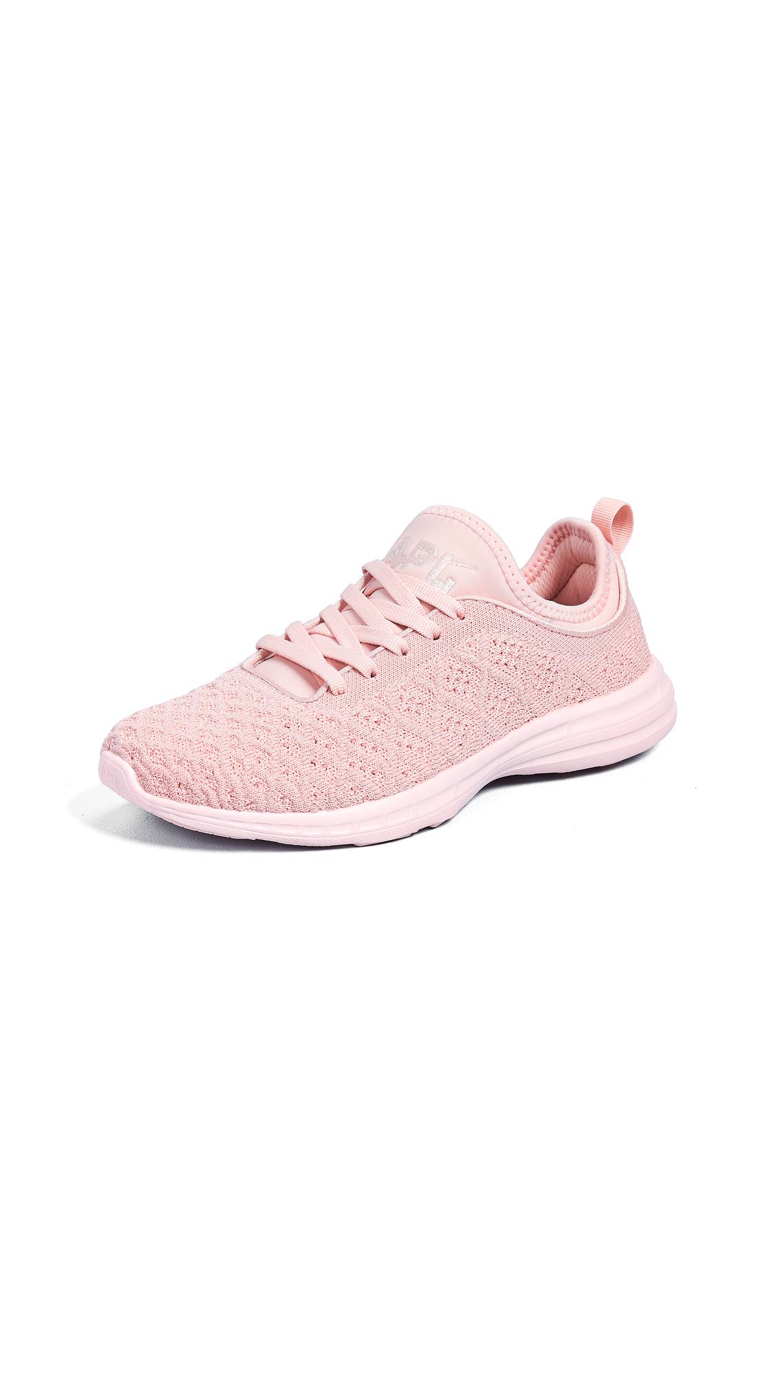 APL: Athletic Propulsion Labs TechLoom Phantom Sneakers - Gossamer Pink