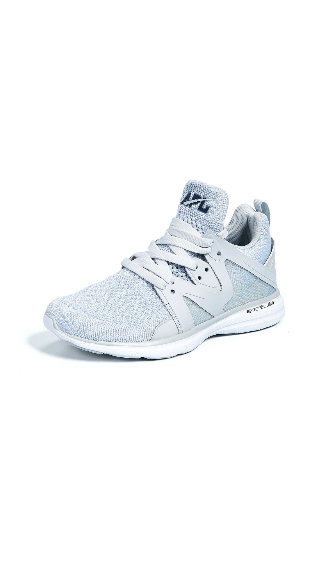 APL: Athletic Propulsion Labs Ascend Sneakers - Grey Glow/Midnight