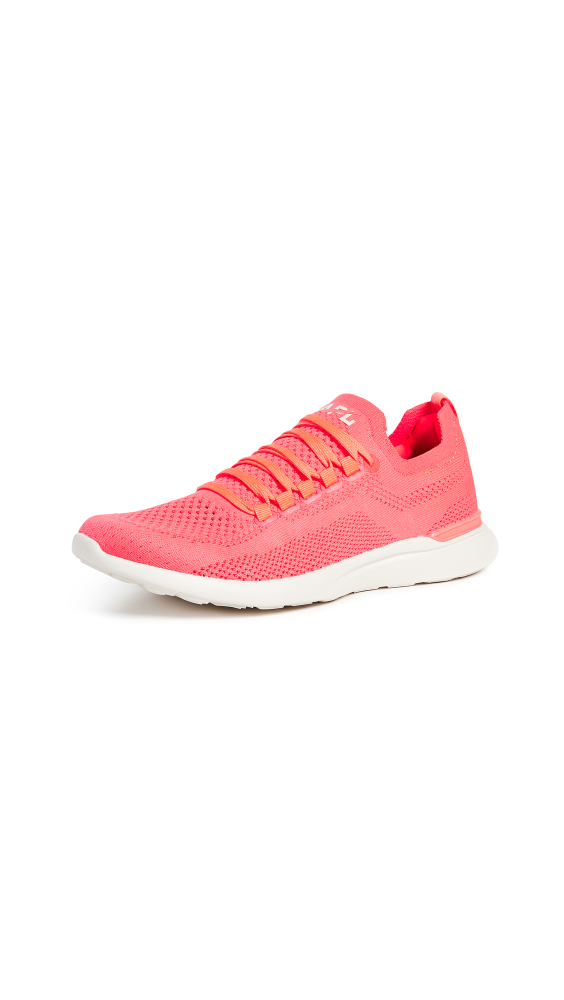 APL: Athletic Propulsion Labs TechLoom Breeze Sneakers - Magma/Pristine