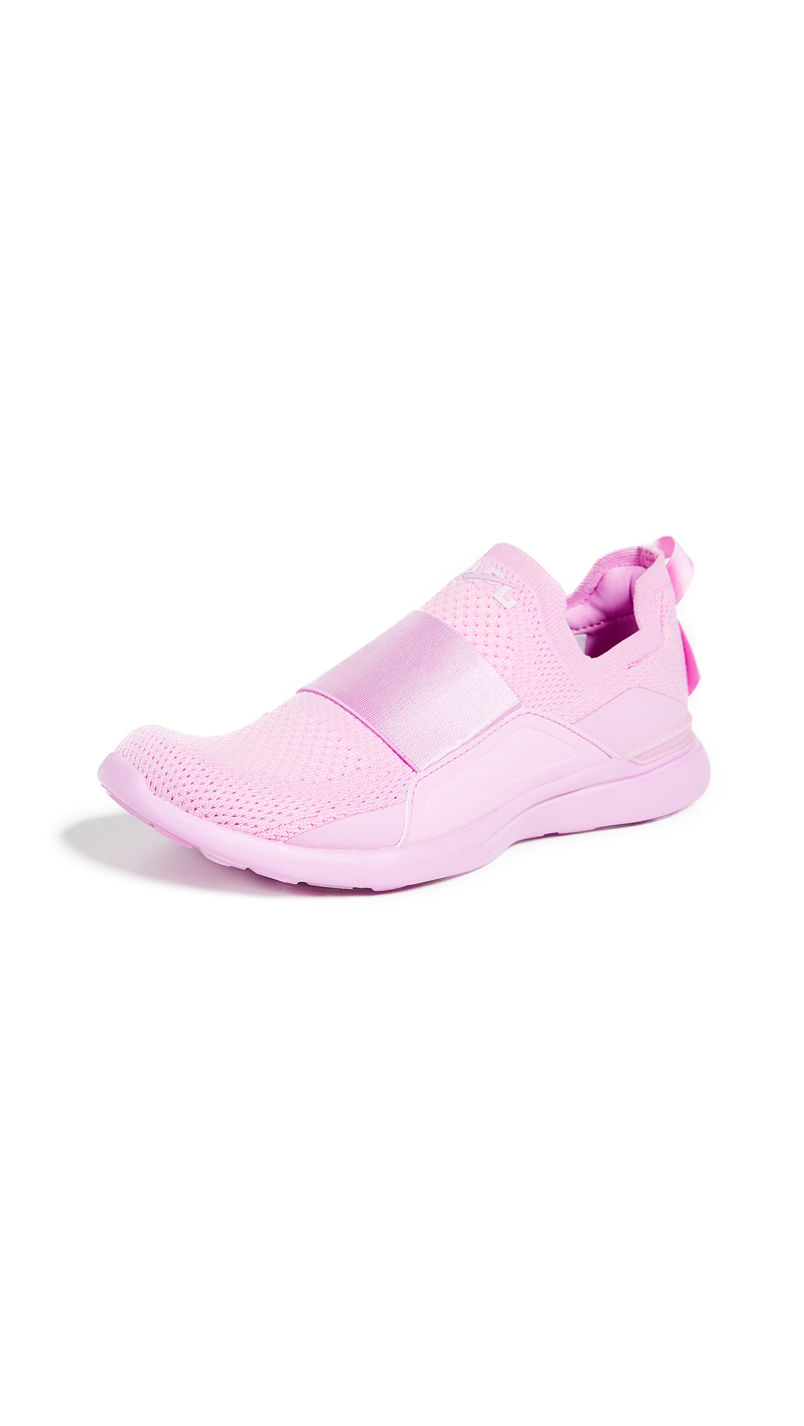 APL: Athletic Propulsion Labs TechLoom Bliss Sneakers - Power Pink