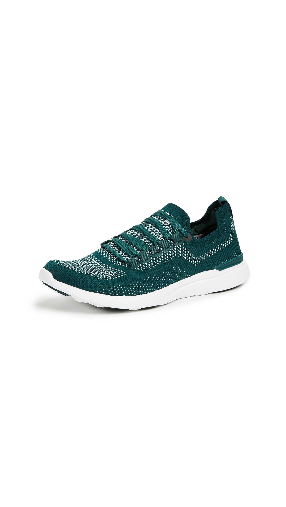 APL: Athletic Propulsion Labs TechLoom Breeze Sneakers - Ponderosa Pine/White