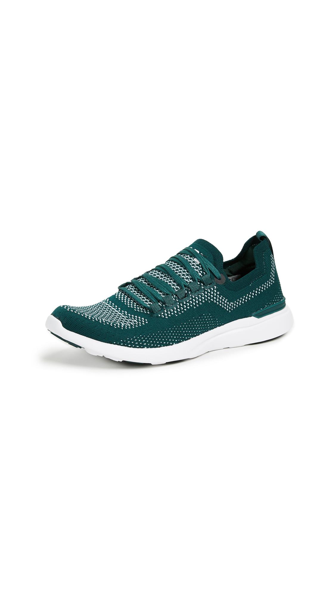 APL: Athletic Propulsion Labs TechLoom Breeze Sneakers In Sea Salt