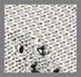 Sleet/Parchment/White