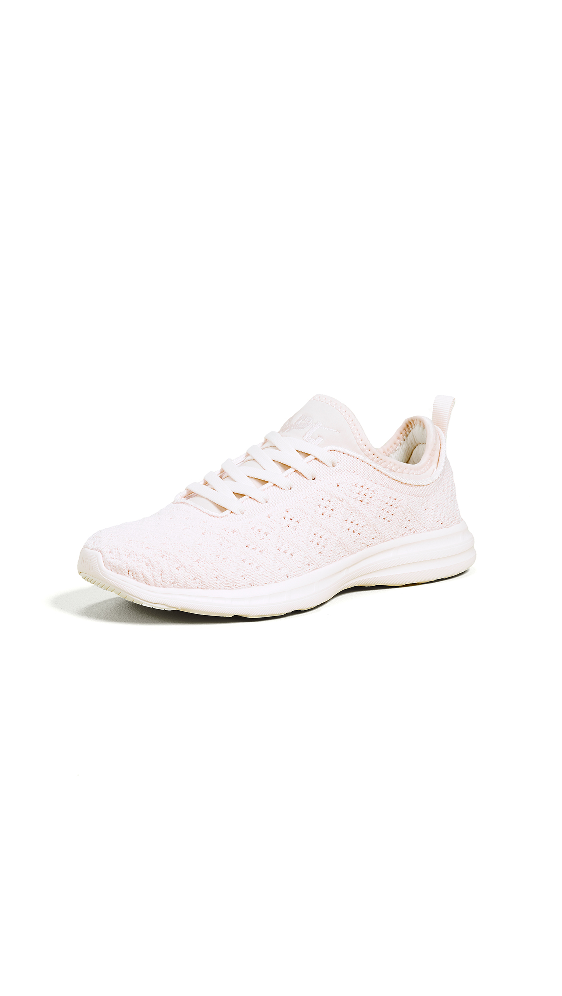 APL: Athletic Propulsion Labs TechLoom Phantom Sneakers - Sea Salt