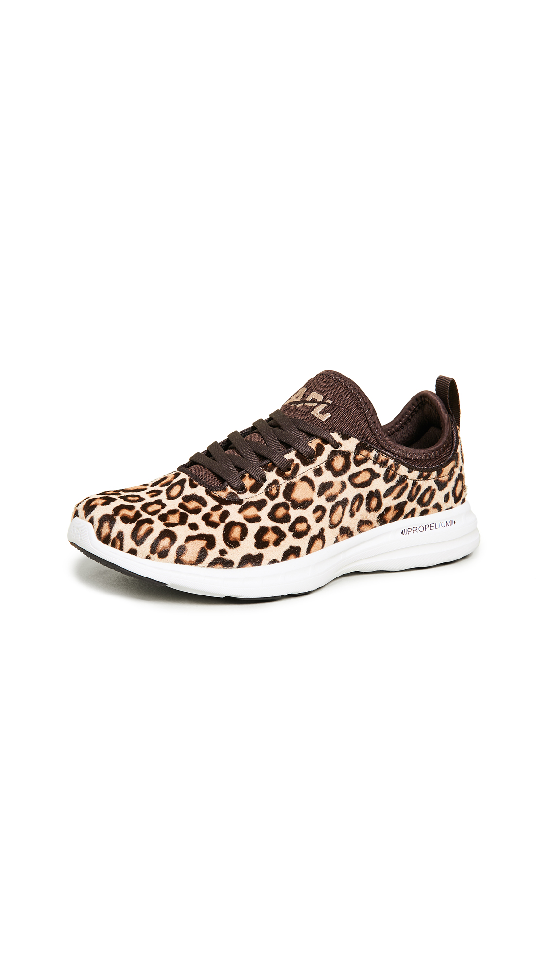 APL: Athletic Propulsion Labs TechLoom Phantom Sneakers - Cheetah
