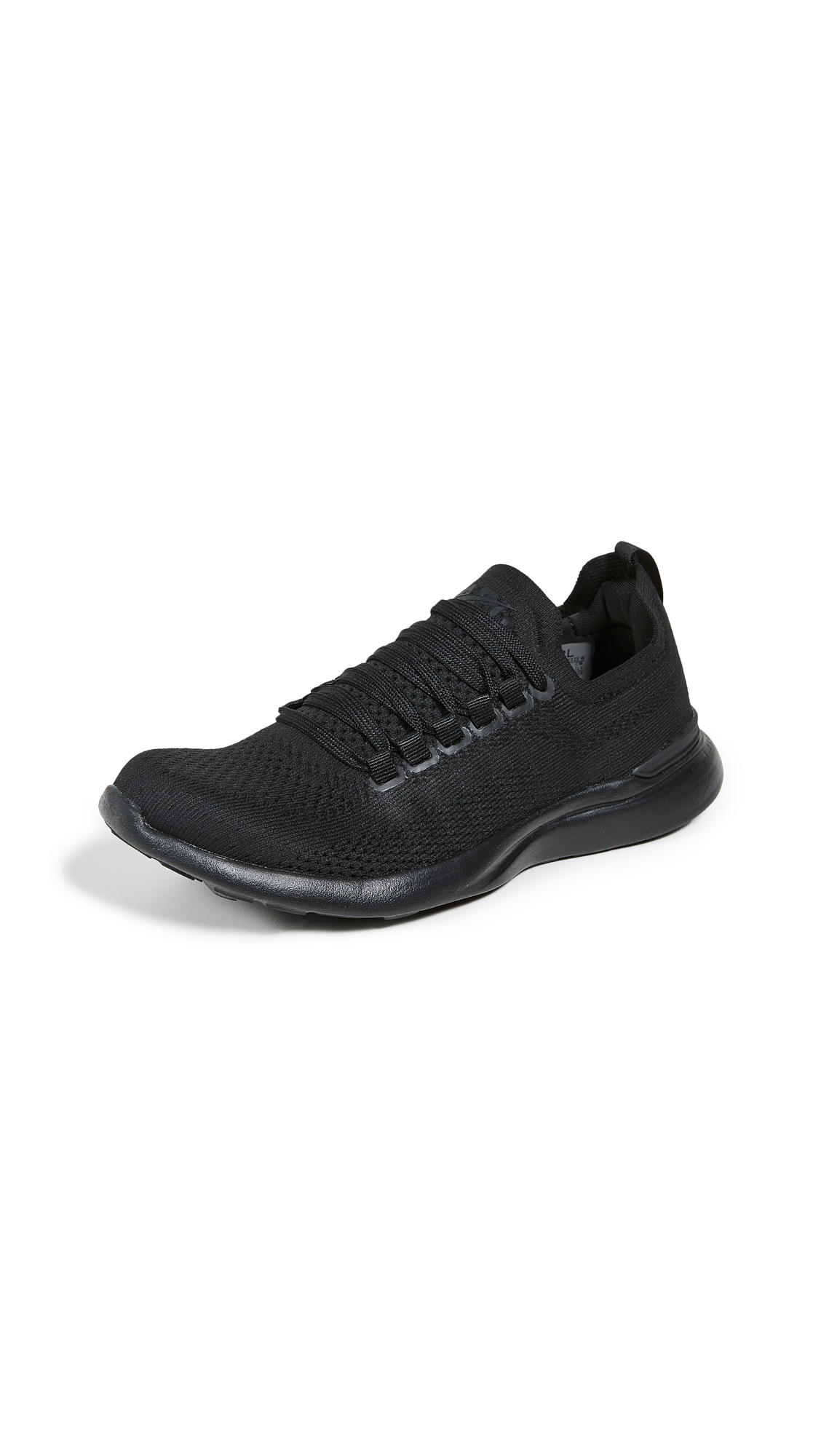 APL: Athletic Propulsion Labs TechLoom Breeze Sneakers - Black/Black