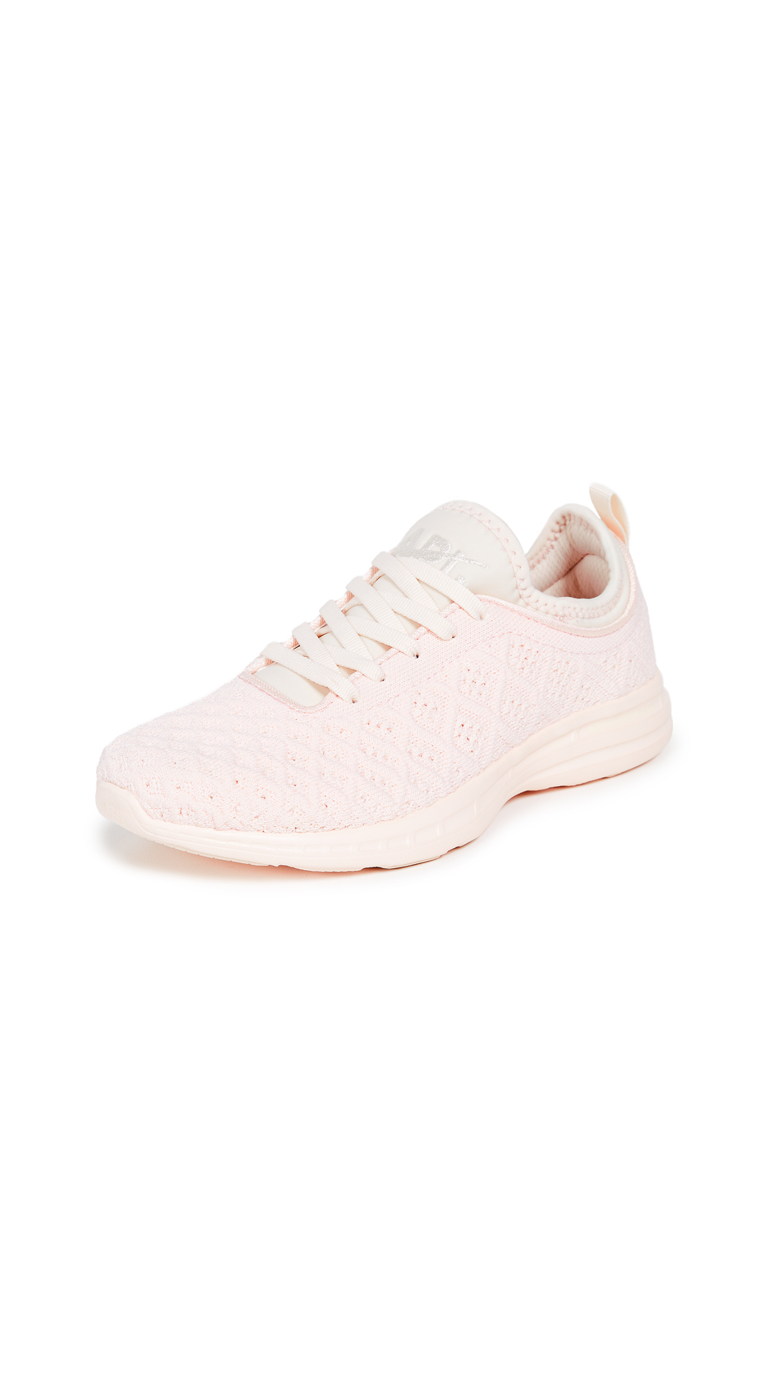 APL: Athletic Propulsion Labs Techloom Phantom Sneakers - Nude
