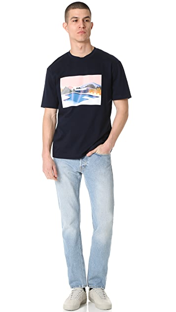 PLAC Pool Graphic Tee