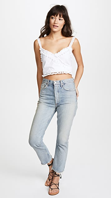 Place Nationale Crop Top