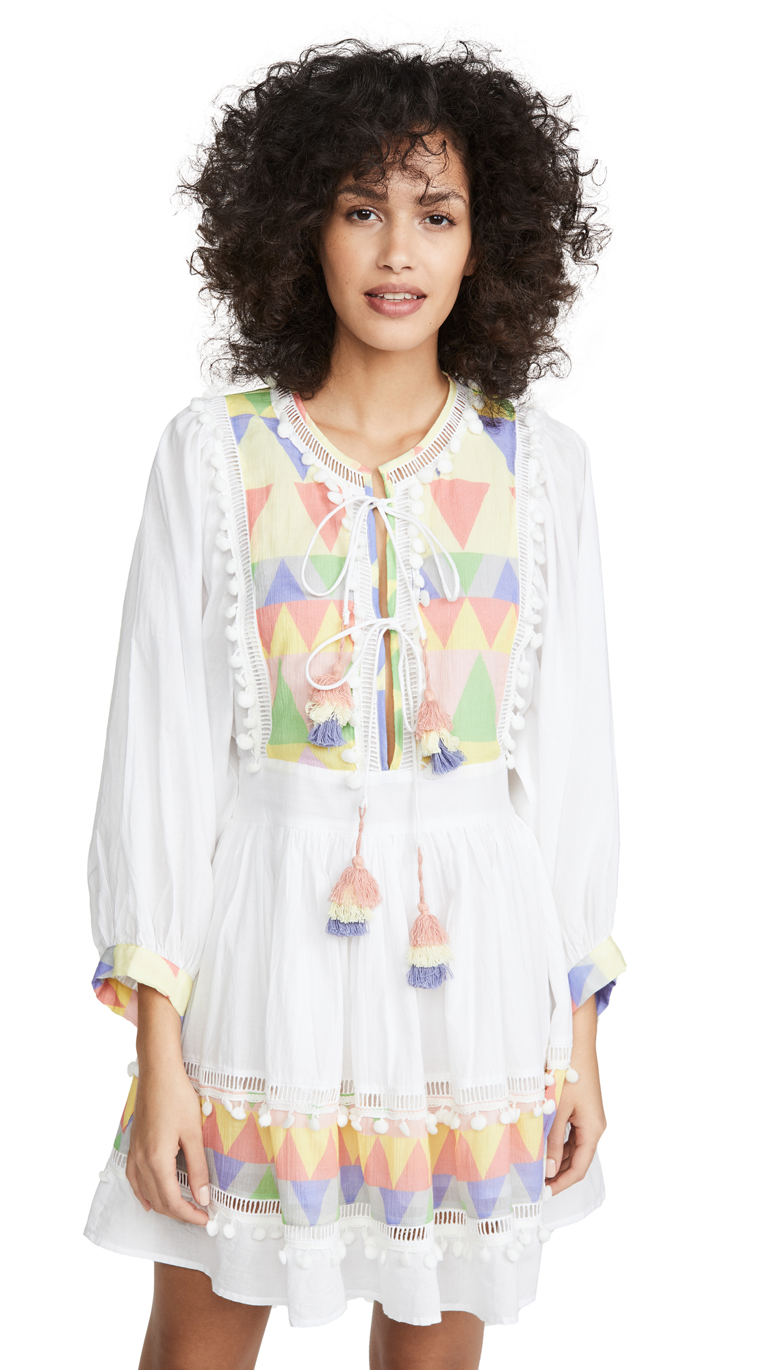 Buy Place Nationale online - photo of Place Nationale La Boucher Mini Prairie Dress