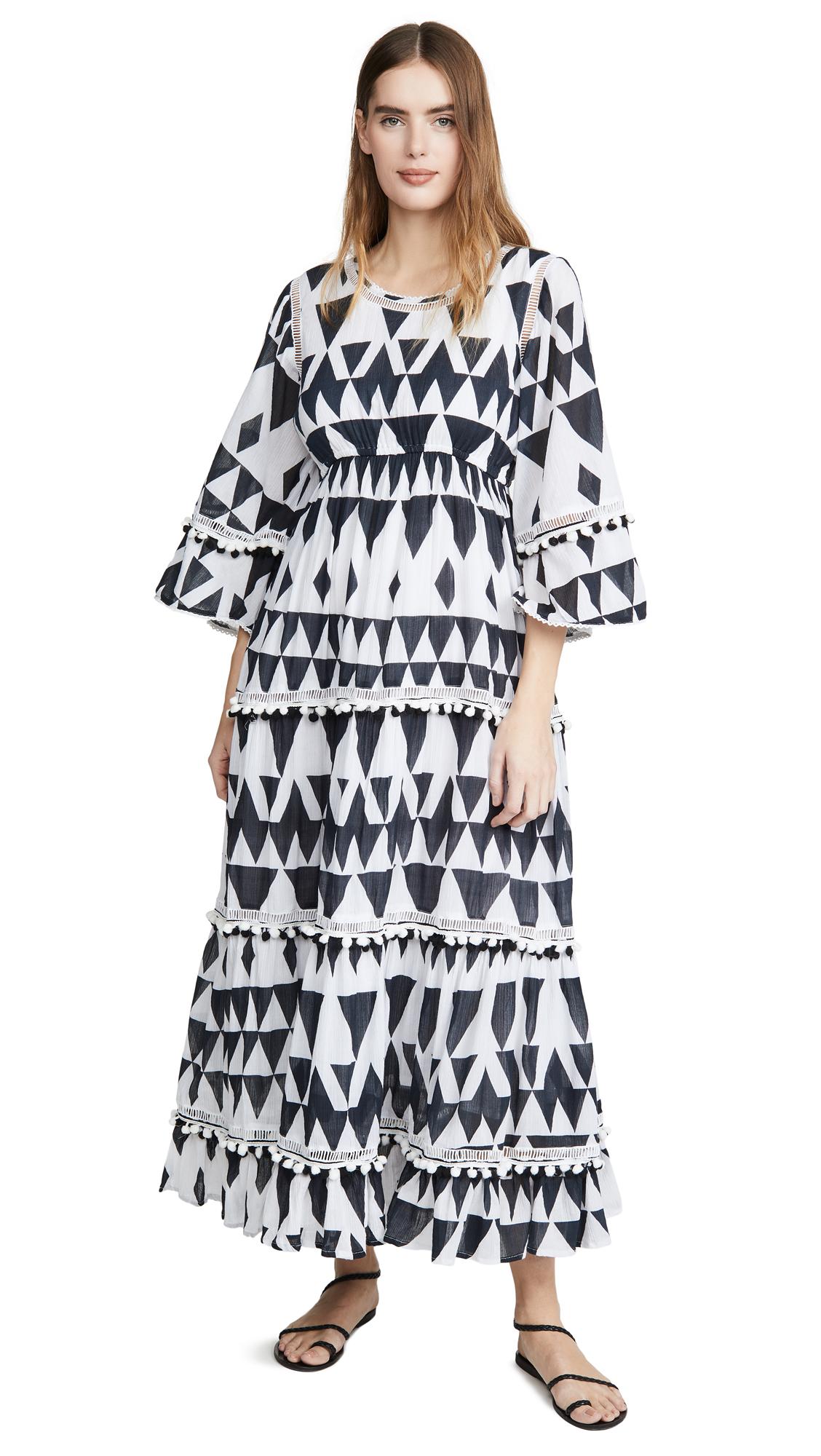 Buy Place Nationale online - photo of Place Nationale La Flute Coverup Maxi Dress
