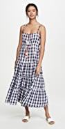 Playa Lucila Gingham Dress