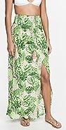 Playa Lucila Printed Skirt