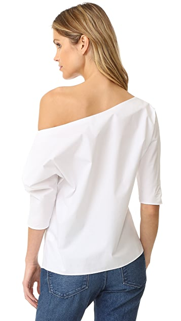 PAPER London Knot Top