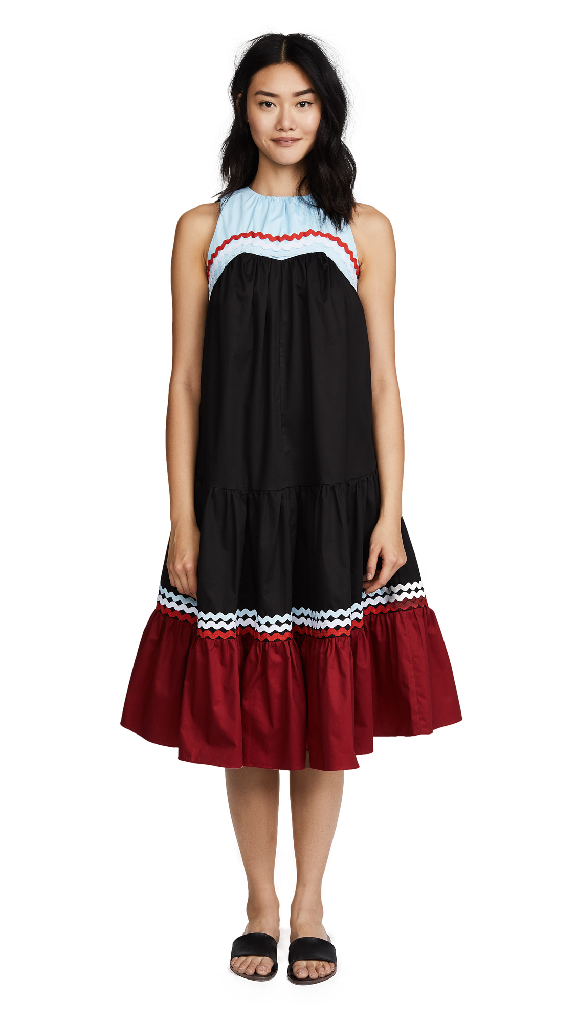 PAPER London Flamenco Dress