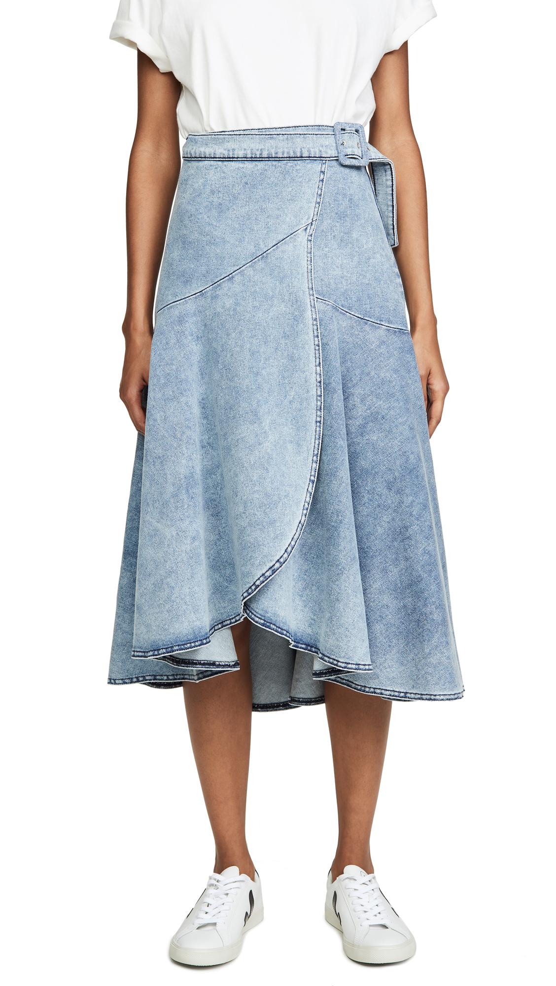 Buy PAPER London online - photo of PAPER London Fresia Skirt