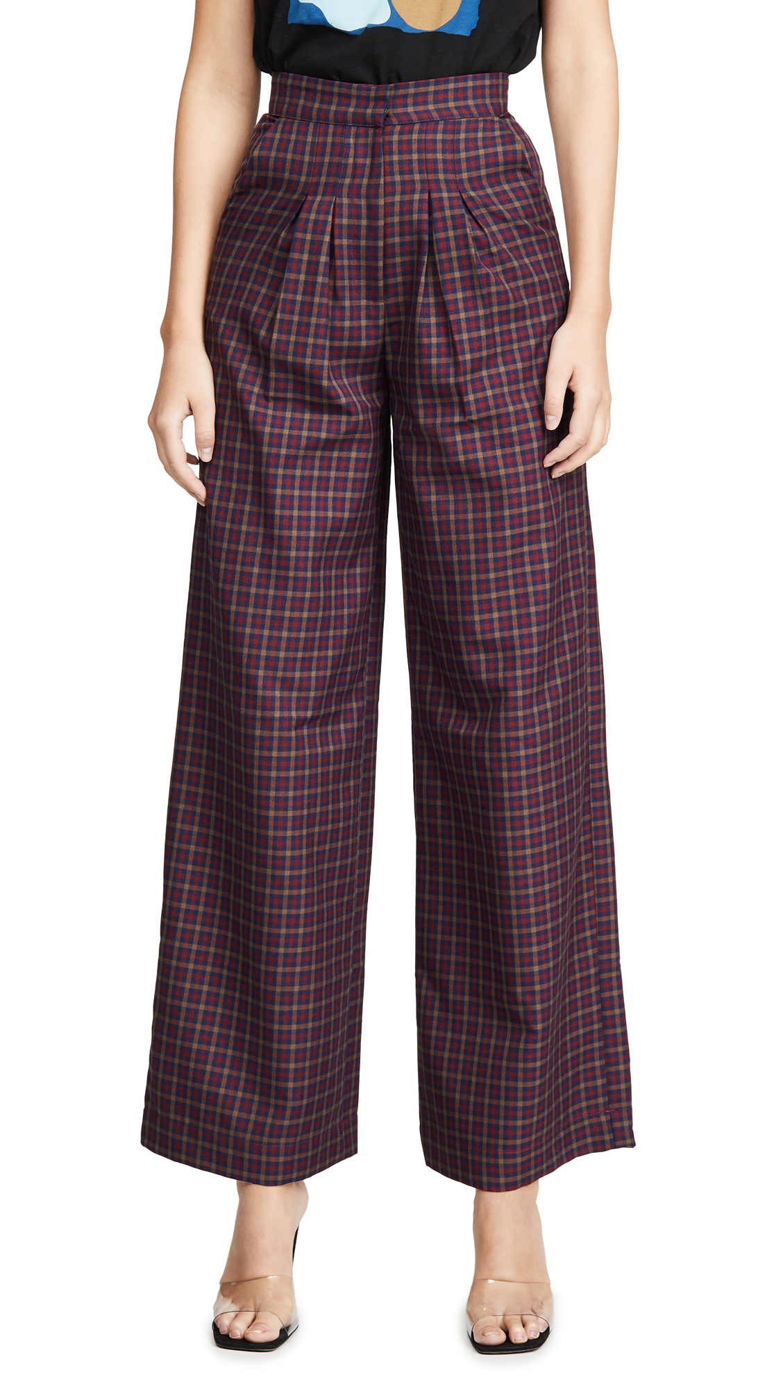 Buy PAPER London online - photo of PAPER London Gladys Trousers