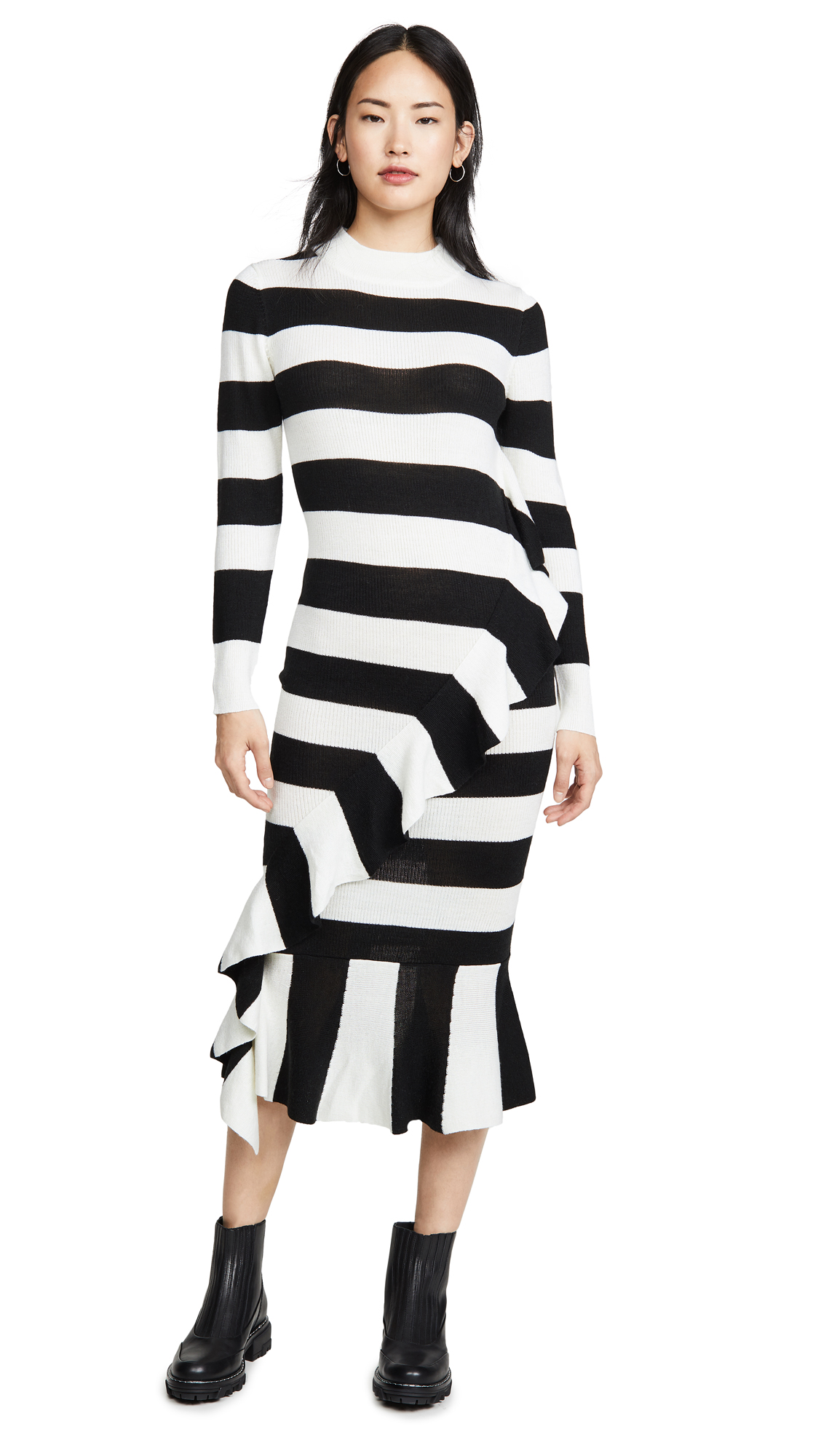 Buy PAPER London online - photo of PAPER London Cover Dress