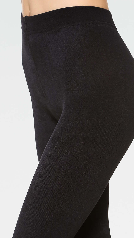 c3c9942c18f Plush Fleece Lined Tights with Stirrups