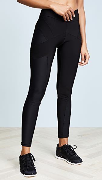 Plush Athletic Gigi Mesh Leggings