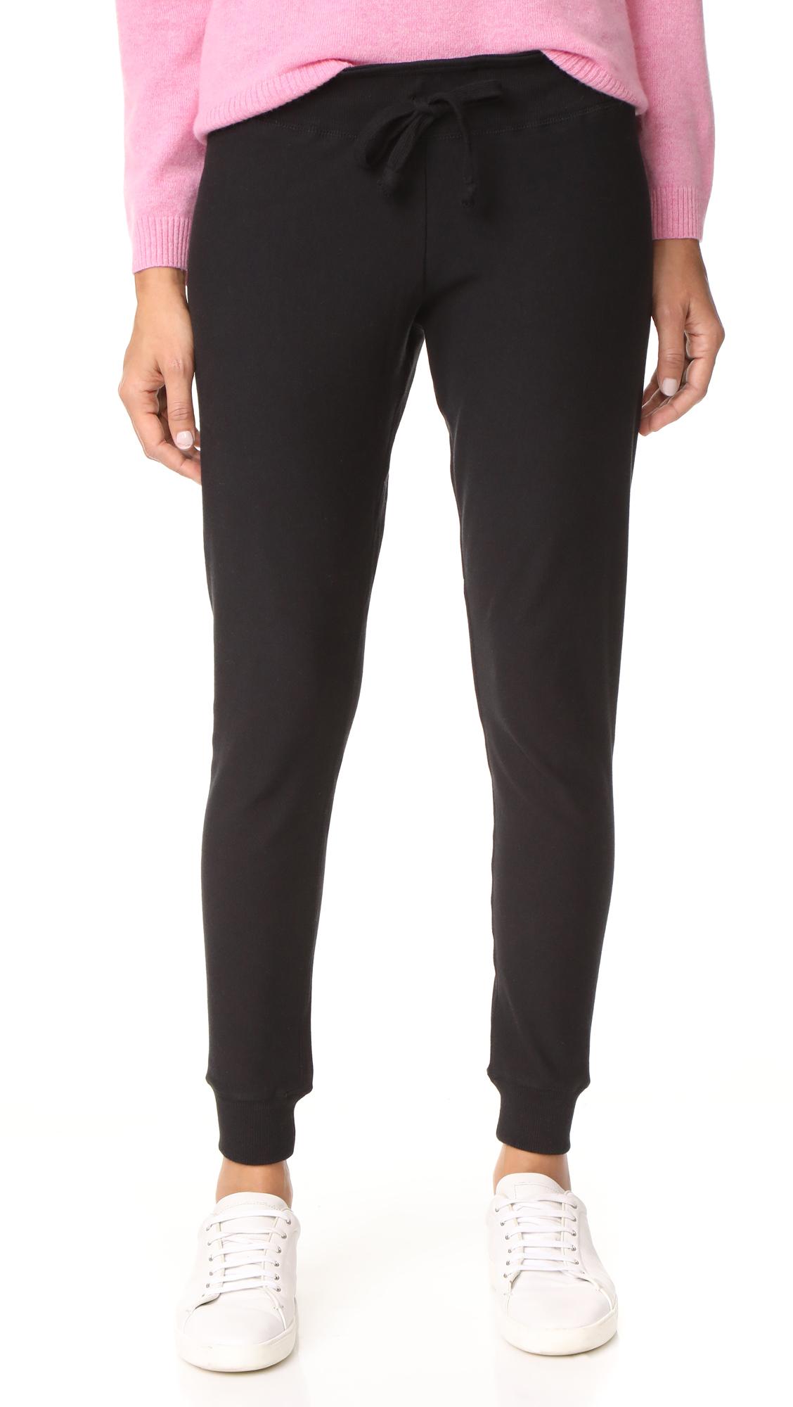 Plush Super Soft Fleece Skinny Sweatpants