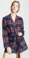 Plush Ultra Soft Flannel Robe