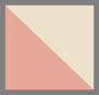 Rainbow/White Stripe