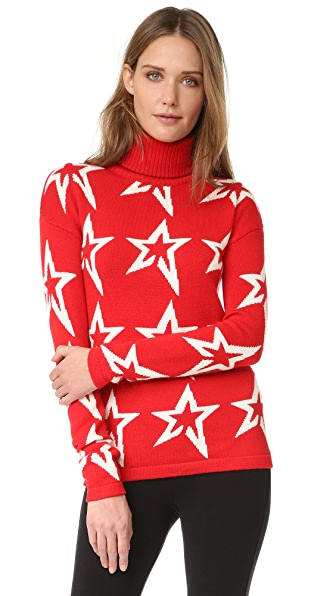 Perfect Moment Star Dust Sweater