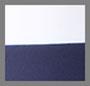 Navy Snow White Stripes