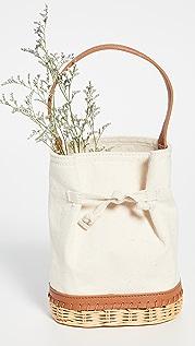 PAMELA MUNSON The Gardner Basket Bag