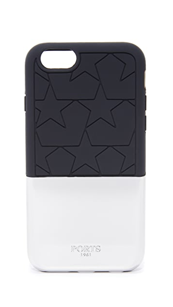 Ports 1961 Star Camo iPhone 6 / 6s Case Set