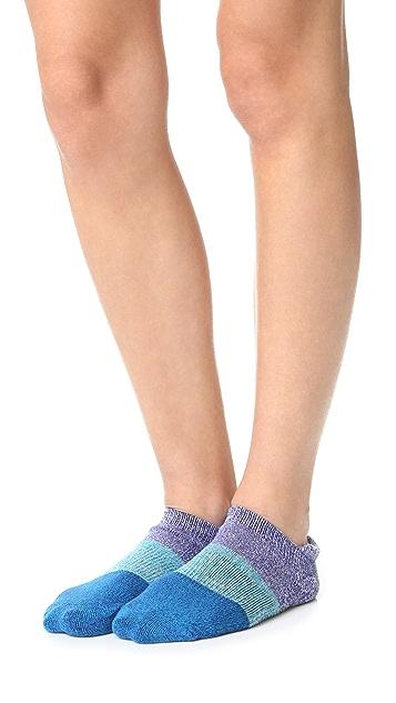 Pointe Studio Naomi Cushioned Grip Socks