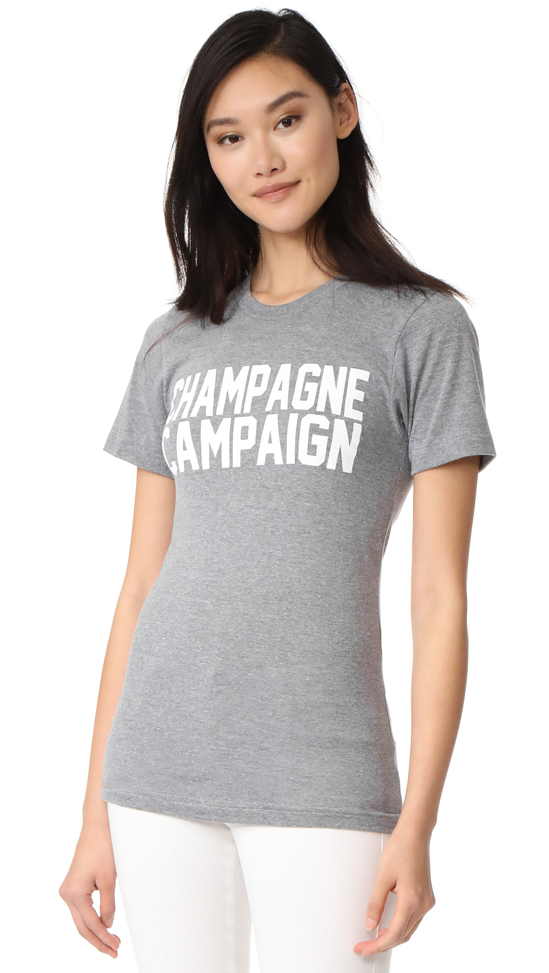 Private Party Champagne Campaign Tee