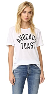 Private Party Футболка Avocado Toast
