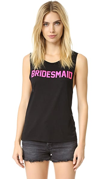 Private Party Bridesmaid Tank